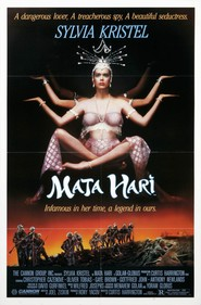 Mata Hari movie in Vernon Dobtcheff filmography.