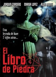 El libro de piedra movie in Joaquin Cordero filmography.