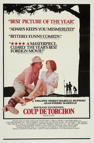 Coup de torchon movie in Jean-Pierre Marielle filmography.