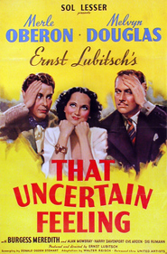 That Uncertain Feeling movie in Sig Ruman filmography.