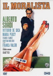 Il moralista movie in Alberto Sordi filmography.