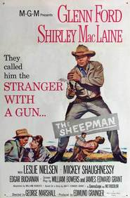 The Sheepman movie in Edgar Buchanan filmography.