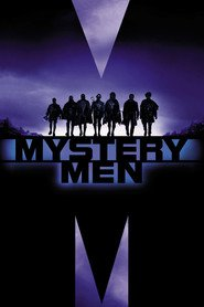 Mystery Men movie in Geoffrey Rush filmography.