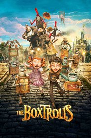 The Boxtrolls movie in Elle Fanning filmography.