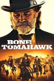 Bone Tomahawk movie in Zahn McClarnon filmography.