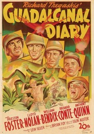 Guadalcanal Diary movie in Anthony Quinn filmography.