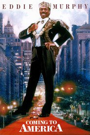 Coming to America is the best movie in Eddie Murphy filmography.