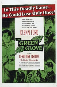 The Green Glove movie in Cedric Hardwicke filmography.
