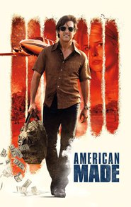 American Made movie in Domhnall Gleeson filmography.