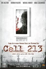 Cell 213 movie in Peter Nelson filmography.