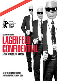 Lagerfeld Confidential movie in Nicole Kidman filmography.