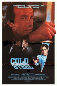 Cold Steel movie in Jonathan Banks filmography.