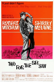 Two for the Seesaw is the best movie in Eddie Firestone filmography.