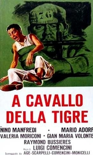 A cavallo della tigre movie in Mario Adorf filmography.