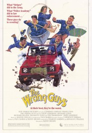 The Wrong Guys movie in Ernie Hudson filmography.