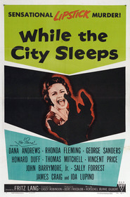 While the City Sleeps movie in Rhonda Fleming filmography.