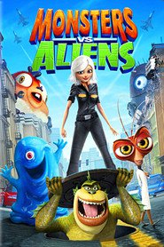 Monsters vs. Aliens movie in Seth Rogen filmography.