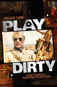 Play Dirty movie in Michael Caine filmography.