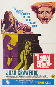 I Saw What You Did movie in John Ireland filmography.