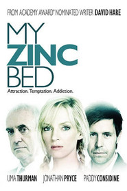 My Zinc Bed is the best movie in Uma Thurman filmography.