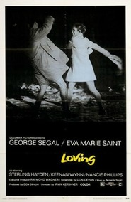 Loving is the best movie in Paul Sparer filmography.