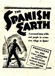 The Spanish Earth movie in Orson Welles filmography.