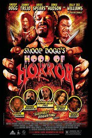 Hood of Horror movie in Danny Trejo filmography.