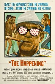 The Happening movie in Anthony Quinn filmography.