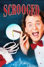 Scrooged movie in Buddy Hackett filmography.