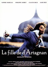 La fille de d'Artagnan movie in Sophie Marceau filmography.