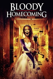 Bloody Homecoming is the best movie in  Sarah Krause filmography.