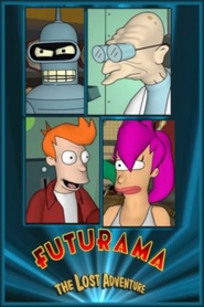 Futurama: The Lost Adventure is the best movie in Katey Sagal filmography.