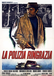 La polizia ringrazia movie in Enrico Maria Salerno filmography.