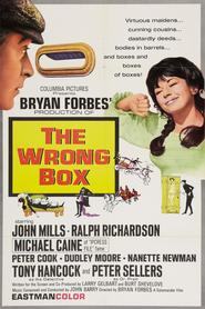 The Wrong Box movie in Michael Caine filmography.