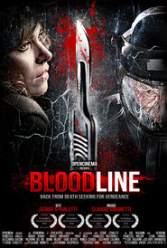 Bloodline movie in Zahn McClarnon filmography.