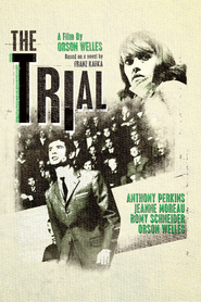 The Trial is the best movie in Orson Welles filmography.