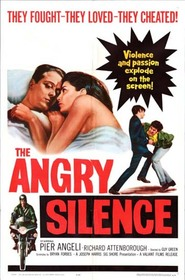 The Angry Silence movie in Richard Attenborough filmography.