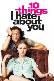 10 Things I Hate About You movie in Heath Ledger filmography.