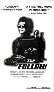 The Follow movie in Forest Whitaker filmography.