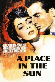 A Place in the Sun movie in Shelley Winters filmography.