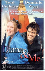 Diana & Me movie in Dominic West filmography.