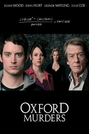 The Oxford Murders movie in John Hurt filmography.