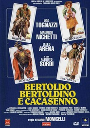 Bertoldo, Bertoldino e... Cacasenno movie in Alberto Sordi filmography.