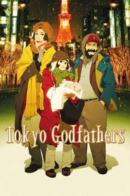 Tokyo Godfathers movie in Mamiko Noto filmography.