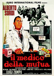 Il medico della mutua is the best movie in Alberto Sordi filmography.