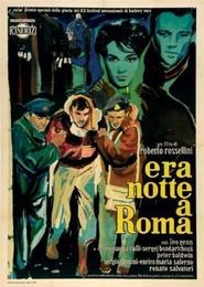 Era notte a Roma is the best movie in Enrico Maria Salerno filmography.
