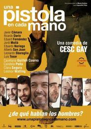 Una pistola en cada mano movie in Leonardo Sbaraglia filmography.