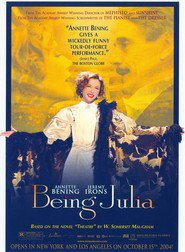 Being Julia movie in Jeremy Irons filmography.