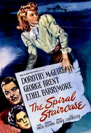 The Spiral Staircase movie in Rhonda Fleming filmography.