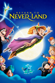 Return to Never Land movie in Jim Cummings filmography.